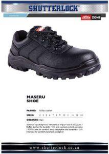 Maseru Shoe Page