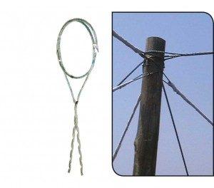 Vine-line Grips & Safety Wire - Shutterlock