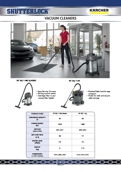 Karcher Pressure Cleaners Pages