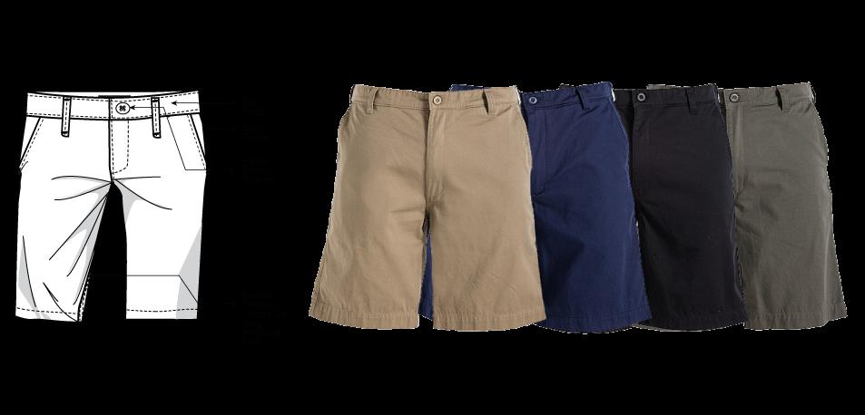 Legendary Chino Shorts
