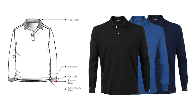 The Ultimate Long Sleeve Golfer