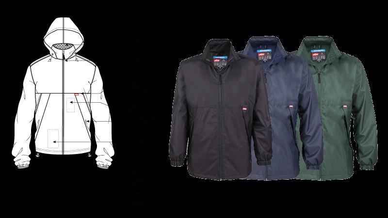 Water Defender Mesh Jacket