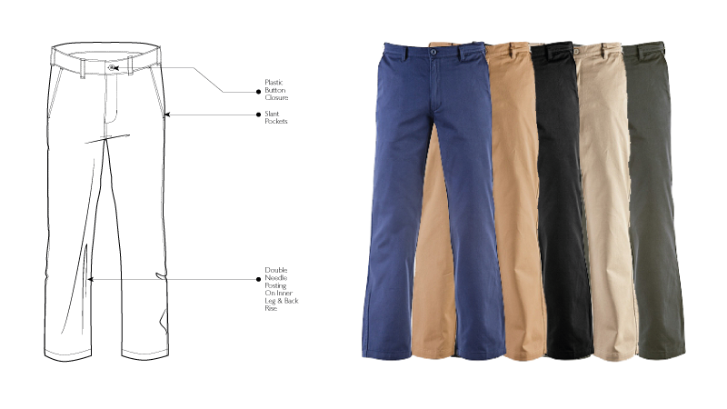 Men's Legendary Chinos