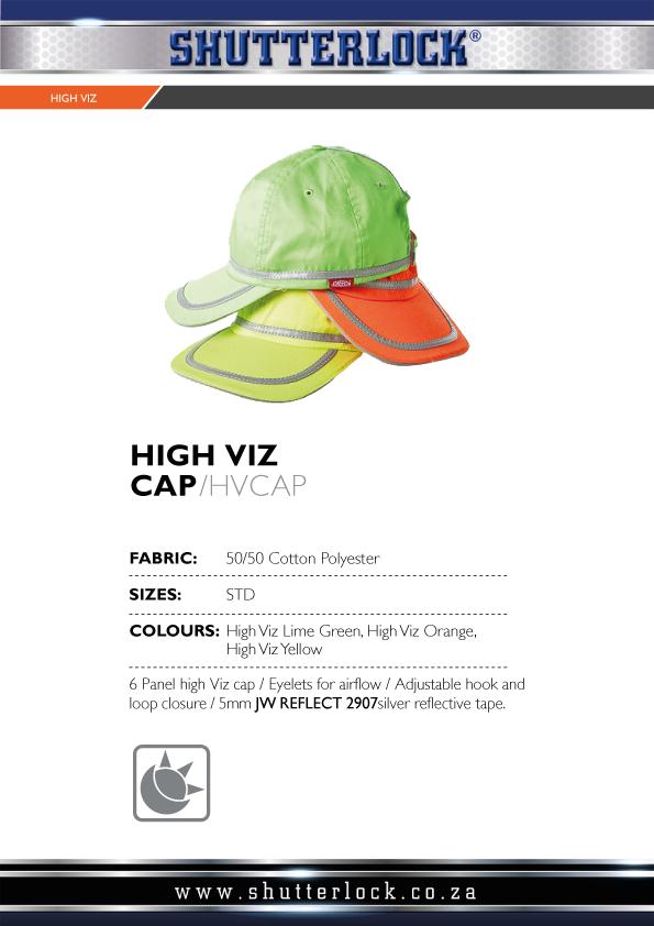 High Visibility Caps