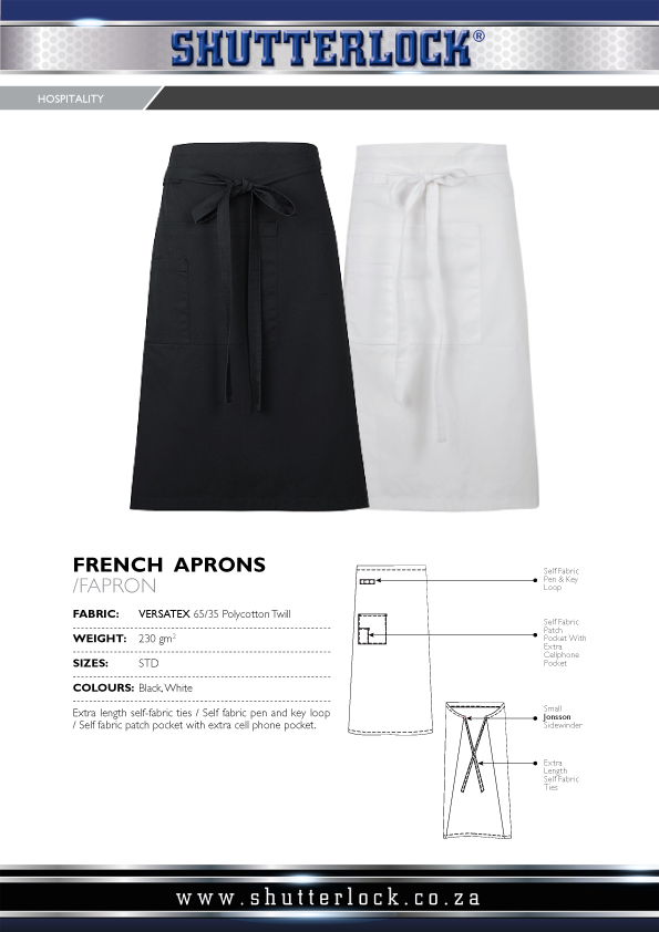 French Apron Page