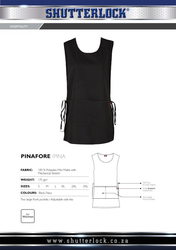 Pinafore Page