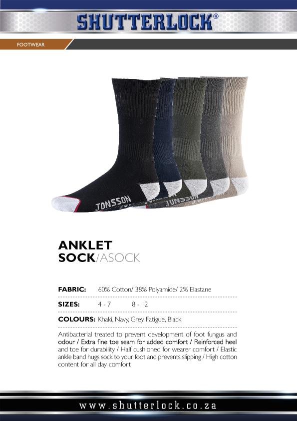 Footwear Anklet Sock