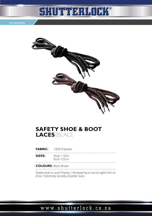 Safety Laces Page