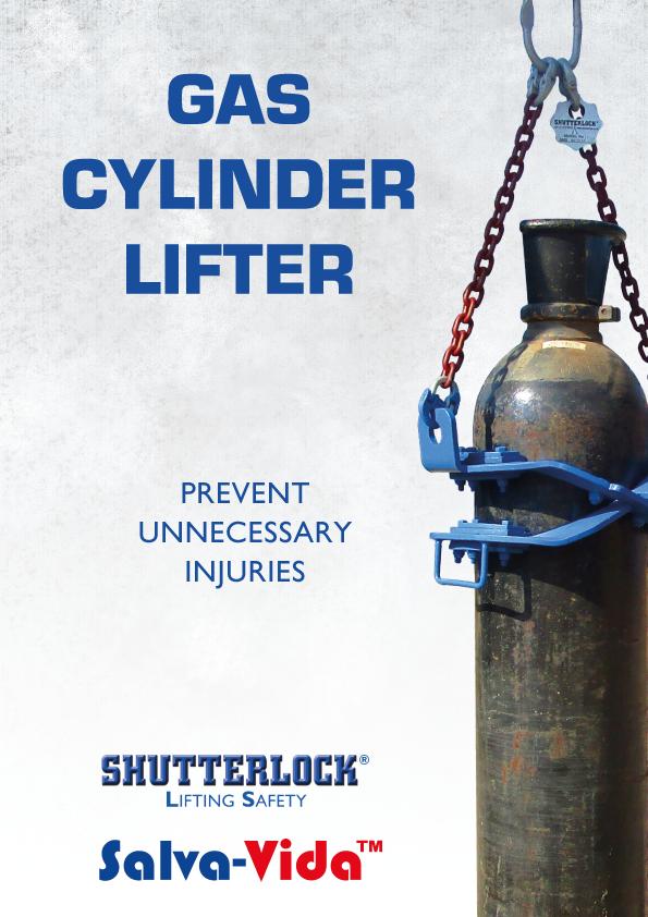 Salva-Vida Gas Cylinder Lifter Promo