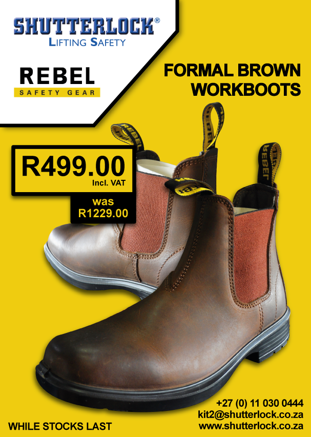 Formal Workboots Special Img