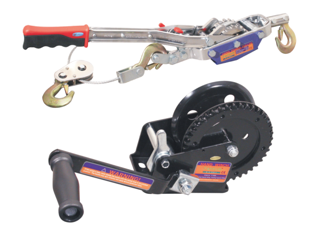 Mobi-jack Winches & Pullers Img