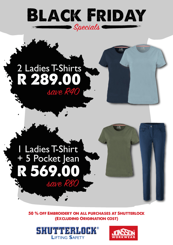 PPE Black Friday Special 2020 T-Shirts Combo
