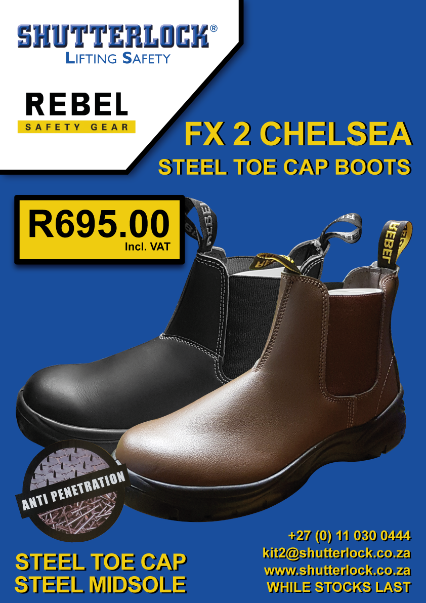 FX2 Chelsea Boots Img